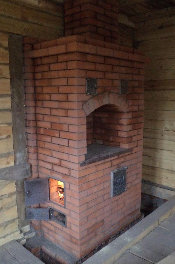 Кирпичные печи для домов своими руками проекты фото 87