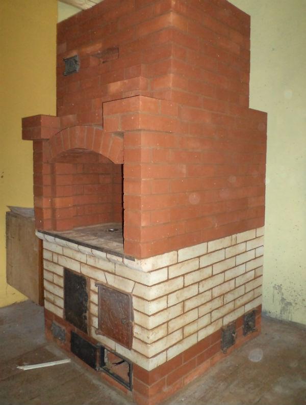 Русская мини печь